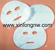 Facial Mask , Nonwoven fabric,makeup removal pad