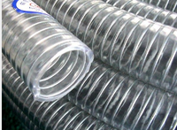 competitive price vacuum cleaner hose clear fiber hose