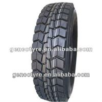 bus tire 11R24.5 similar with Double Star