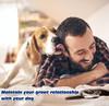 electric digital remote dog shock anti bark trainer leash