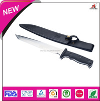 new arrival sand washing stainless steel knife