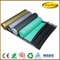 waterproof floor underlayment/underlayment back laminate floor/waterproof membrane underlayment