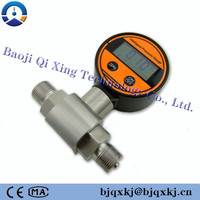 differential pressure gauge with battery ,High Quality stainless steel digital hydraulic pressure gauge