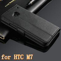 2014 New Luxury Style Cell Phone Cover for HTC One M7 Mobile Phone Cover