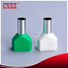 yueqing copper tube PVC insulating terminals lug TE 4012 pvc lug