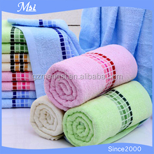 China manufacturer microfiber towel bath sheet with great price