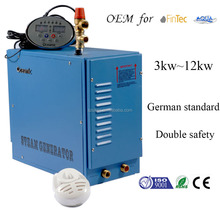 Oceanic sauna steam generator, home steam bath generator for shower, electrical residental steam generator CE