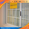 Anodized aluminium window frame and glass profile,23 years experience factory/ best price of aluminium sliding window