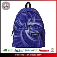 Custom printed school backpack and bag wholesale
