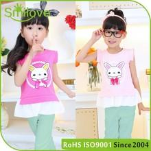 2015 high quality children girls girls t shirt dress 100 cotton animal pattern kids clothing suppliers china candy girl fancy dr