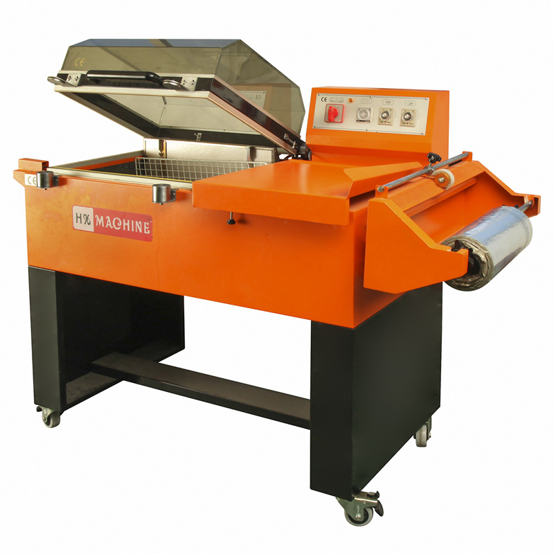 wrapping machine for food