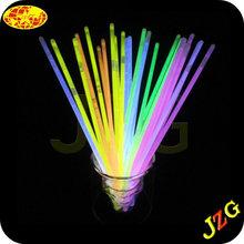 13years factory wholesale concert light stick colorfull glow stick bracelet/fishing glow stick