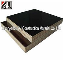 Filmed wooden scaffold boards with poplar, hardwood, birch, combi core