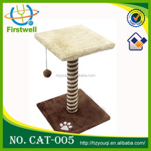 Top fabric for cat tree/china cat tree