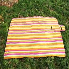 Brand new pvc mat terylene outdoor mat