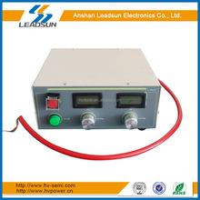LeadSun 24V Input 50KV Output High Voltage Adjustable DC Power Supply LP50KV/1mA