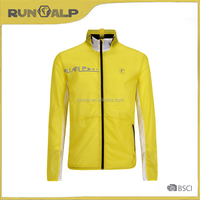 Men's outdoor breathable lemon sport jacket