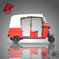 2015 New Indian Bajaj Auto Taxi Tricycle Taxi Passenger Tricycles,KN205ZK