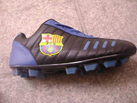 design your own football club soccer shoes for men women children sport on the grass with spike