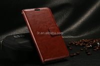 wholesale mobile phone case Wallet Photo Frame PU Leather Case For HTC M9 With Stand Card Holder Phone Case