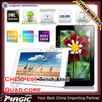 Best Ainol brand new products 2013 - Crystal Quad core