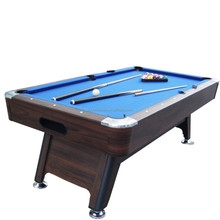 colourful removable pool table for sale with blue cloth