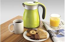 Instant Wireless Vacuum Electric Kettle With Cool Touch and Safety Pass CE CB ROHS GS TUV LFGB