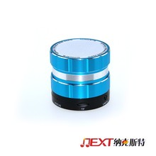 Gift Promotion product Pulse 360 Degree Colorful LED Lights Wireless Bluetooth Speaker