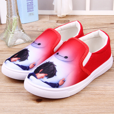 cheap wholesale shoes baby printed soft sole baby
