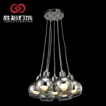 2015 new design Die casting crystal flower european chandelier lamp wall light pendant light candle light