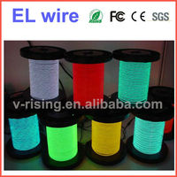 2013 new generation el wire neon rope light