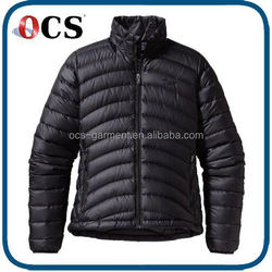 Fashion European Style leather motorcycle racing jackets down jacket for the winter