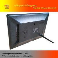 multi_function digital photo frame rechargeable battery