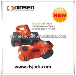 2013 New electric car jack and impact wrench