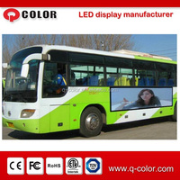 outdoor bus led display screen