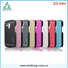 Motomo Slim Case For Samsung Galaxy S3 Mini Silk Aluminum Hard Phone Cases