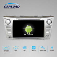 In dash Android 4.4 car dvd player Toyota Camry 2009 support canbus with Gps TV 3G