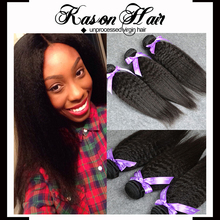 Wholesale Export Good Remy Hair Brands Uk For Kason Hair Products 100% Natural Color Remy Indian Hair Weave