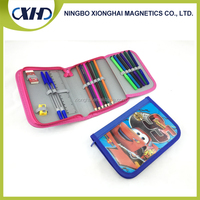 School Student Stationery Set In 300D Pencil Case