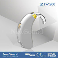 Digital BTE ear hook elbow new sound hearing aid hearing protection