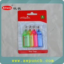 High quality competitve price factory produce pvc plastic key chain with keychain