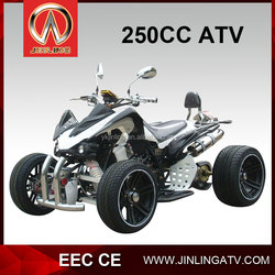 Racing ATV 250cc JLA-21B series Four Wheel Motorcycle For Sale