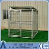 2015 Large outdoor modular dog kennel kennels for dog/iron fence dog kennel/big metal dog kennel