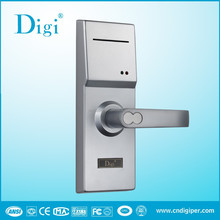 6600-73 Electronic Door Cylinder Lock for Hotel Room with Card