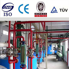 high yield efficiency biodiesel machine with CE