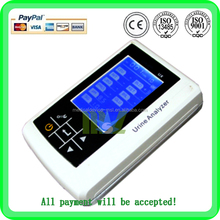 Promotion! MSLUA02V-H high quality portable mini automated urine analyzer for human with best price