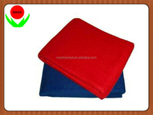 100% polyester blanket conventional dyeing temperature controlled electric blanket with charger and connector