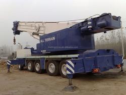 Used 200t TADANO hydraulic mobile crane originally from Japan