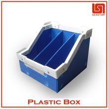 Hot sale high quality conductive corrugated plastic components box