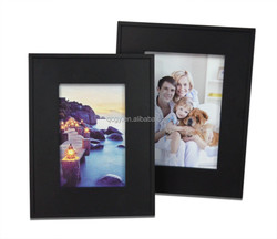 Modern design fashion home decoration gifts, New arrival Cheap Classic photo frames 4x6 5x7